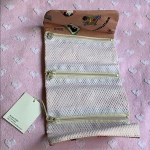Fabric compartment Kurochiku Japanese bag new